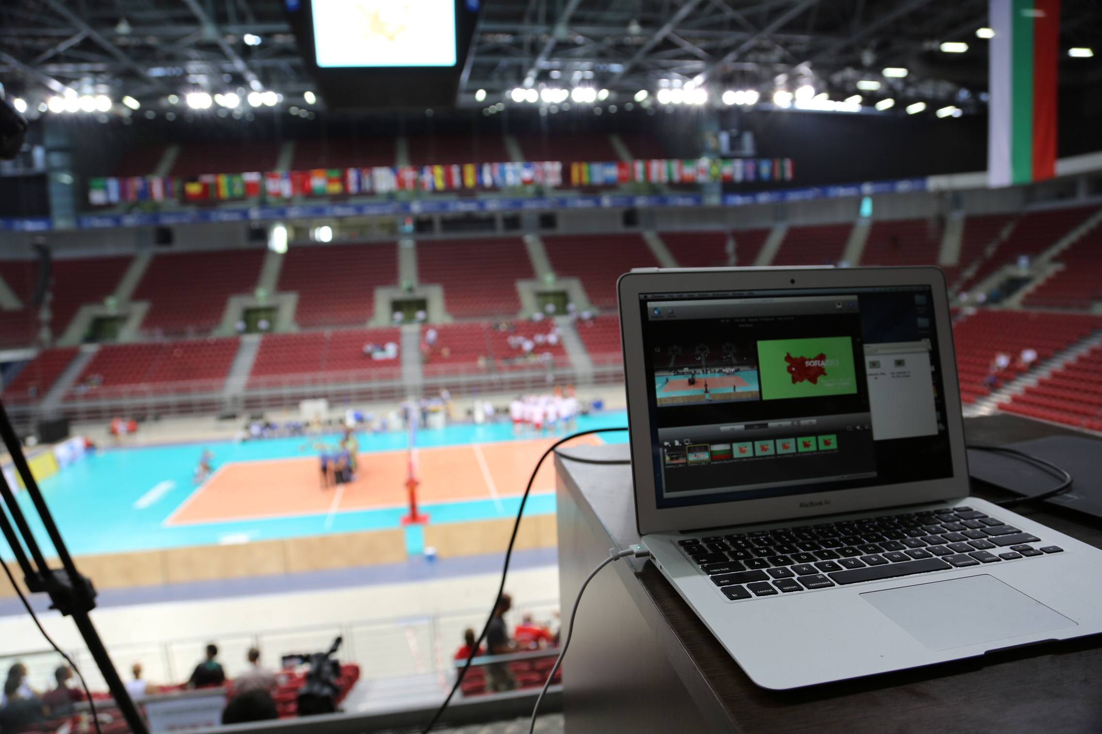 Media Team to provide live coverage of the International multi-sport event of Summer Deaflympic Game in Sofia Bulgaria