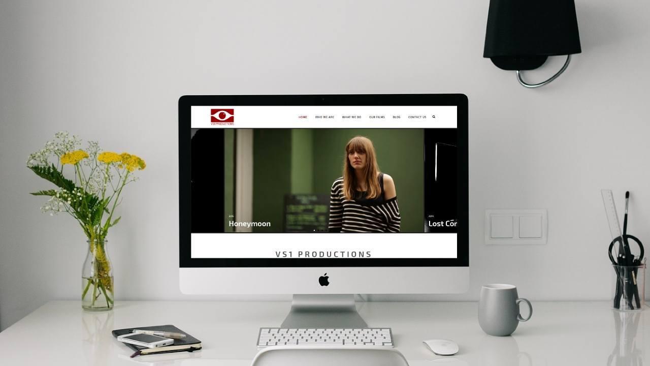 New VS1 Productions website