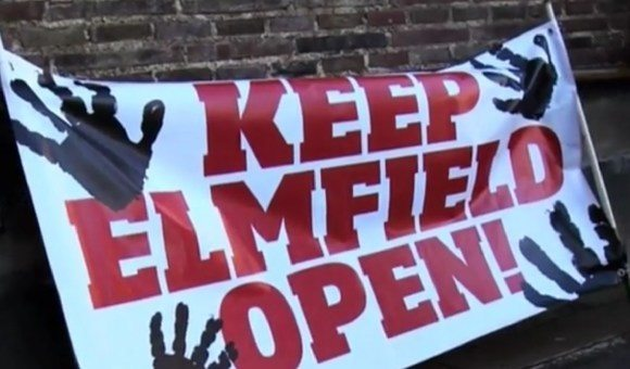 Save Elmfield School