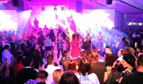 Sencity nightclubbers gathering